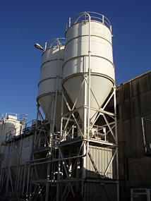 Silo Weighing Systems South West England