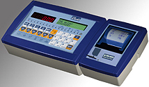 Weigh Indicator Unit form DTW Systems - Cornwall.