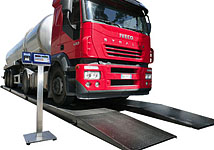 "DTW ""Dual Track"" Vehicle Weighing Systems - Cornwall."