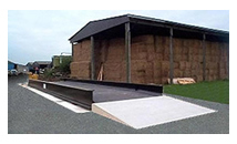 Road Weighbridge System - Cornwall.